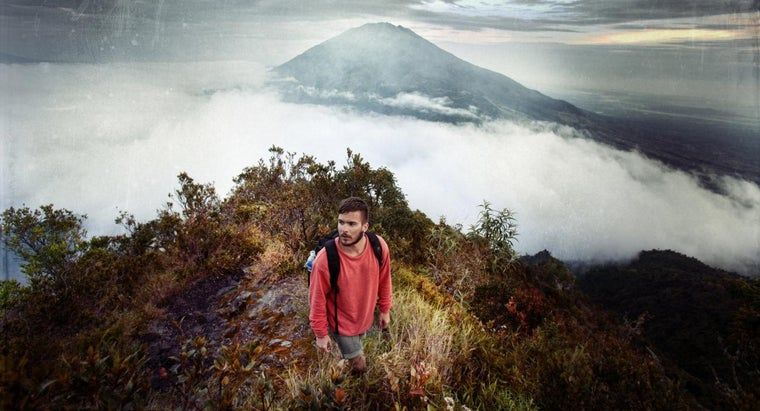 Where Is Mount Merapi Located?