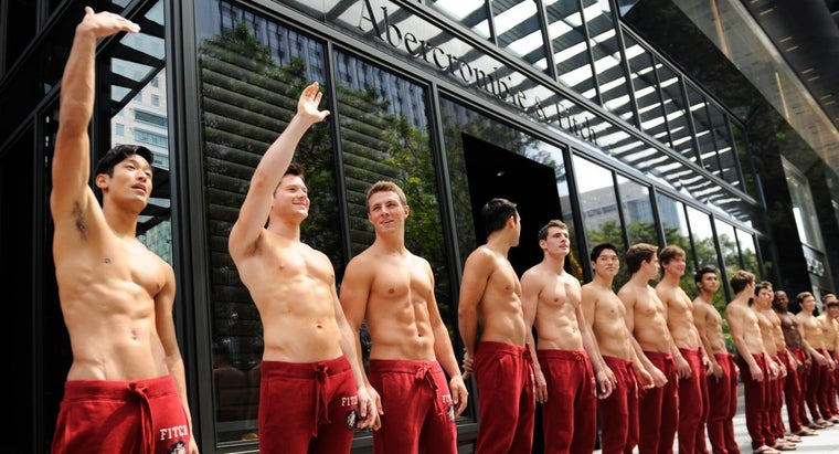 How Much Do Abercrombie Models Get Paid?