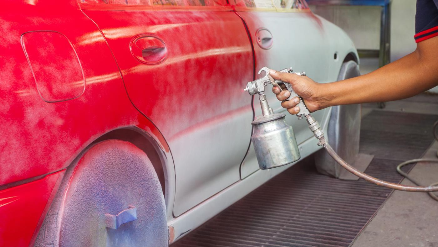 Images - How much does the average car paint job cost