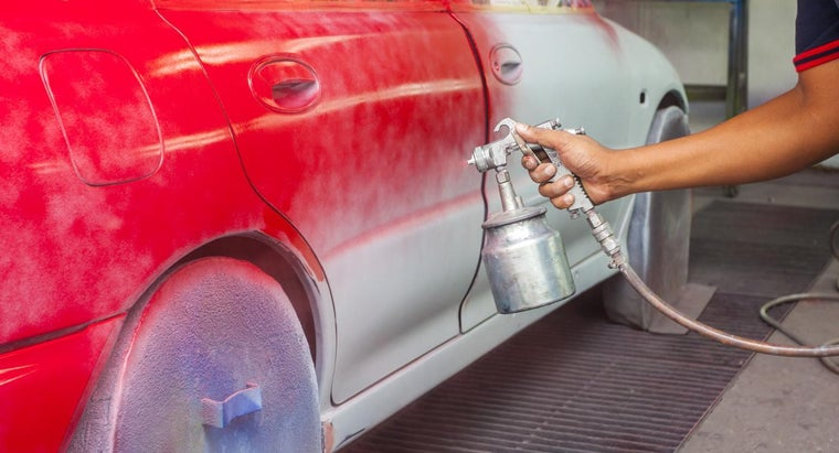 How Much Does the Average Car Paint Job Cost?