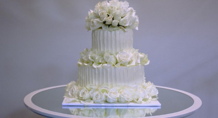How Much Do Buddy the Cake Boss Wedding Cakes Cost?