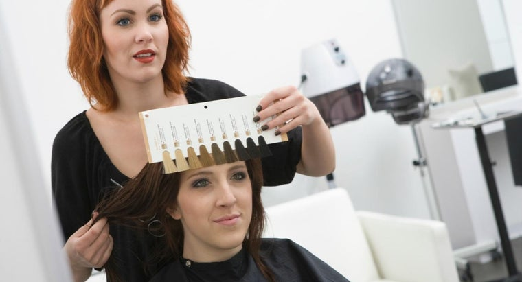 How Much Does It Cost To Dye Your Hair In A Salon