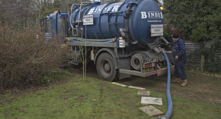 How Much Does It Cost to Empty a Septic Tank?