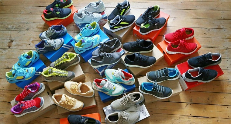 How Much Does It Cost to Make a Pair of Sneakers?