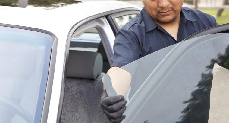 How Much Does It Cost To Replace A Driver S Side Window On