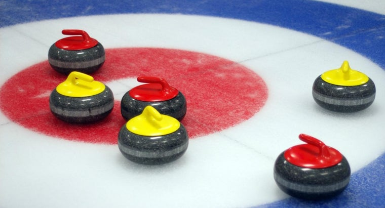 How Much Does a Curling Stone Weigh?