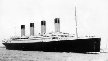 How Much Did the Titanic Weigh?
