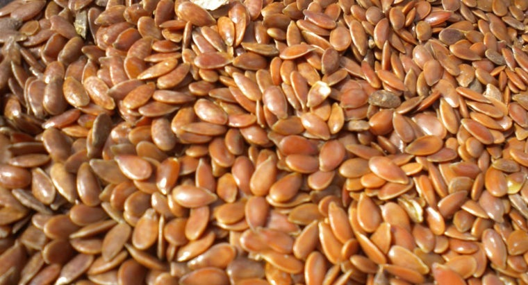 How Much Fiber Is in a Tablespoon of Flax Seed?