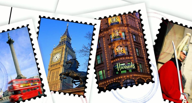 How Much Is a First-Class Stamp in England?
