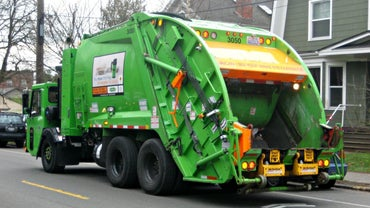 How Much Does a Garbage Truck Weigh?
