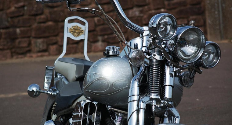 How Much Does a Harley-Davidson Weigh?