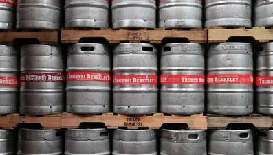 How Much Does a Keg of Beer Weigh?