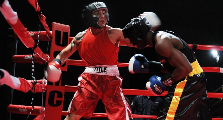 How Much Money Do Amateur Boxers Make?