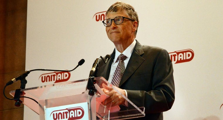 How Much Money Does Bill Gates Have?