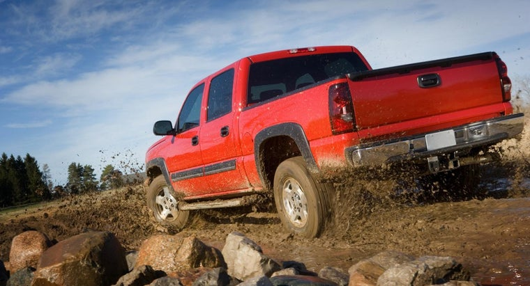 How Much Does a Pickup Truck Weigh?