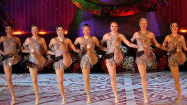How Much Do Rockettes Get Paid?
