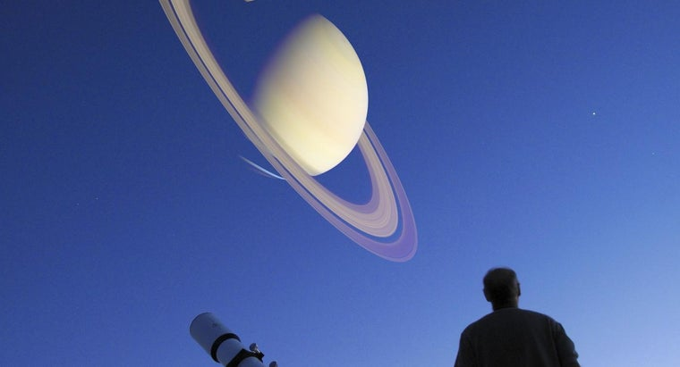 How Much Does Saturn Weigh in Pounds?