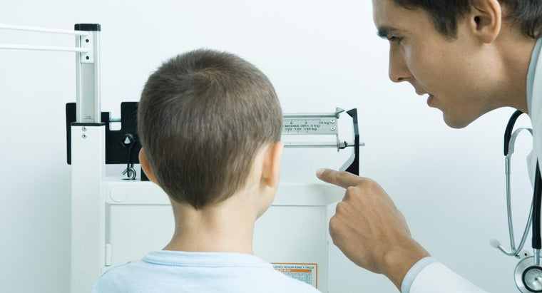 How Much Should a 4-Year-Old Weigh?