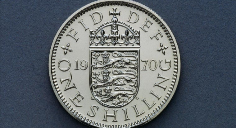 How Much Is a Silver Shilling?