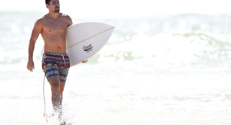 How Much Does a Surfboard Weigh?