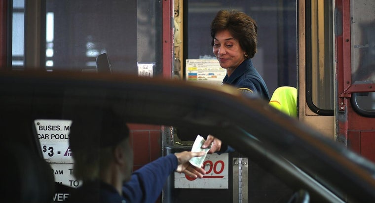 How Much Do Toll Collectors Make?
