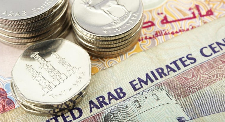 How Much Are United Arab Emirates Coins Worth?