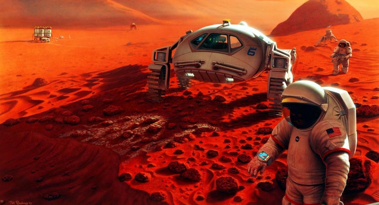 How Much Would a Mars Mission Cost?