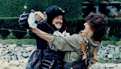 What Was the Name of Captain Hook's Ship?