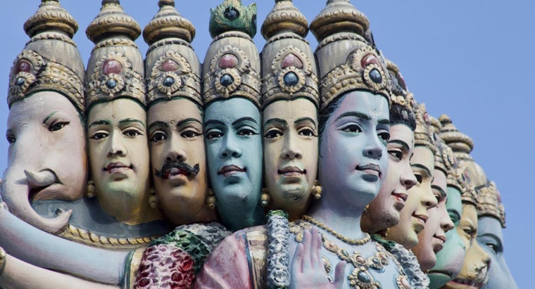 What Is the Name of the Hindu Holy Book?