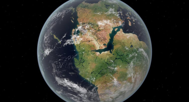 What Is the Name of the Ocean That Surrounded Pangaea?