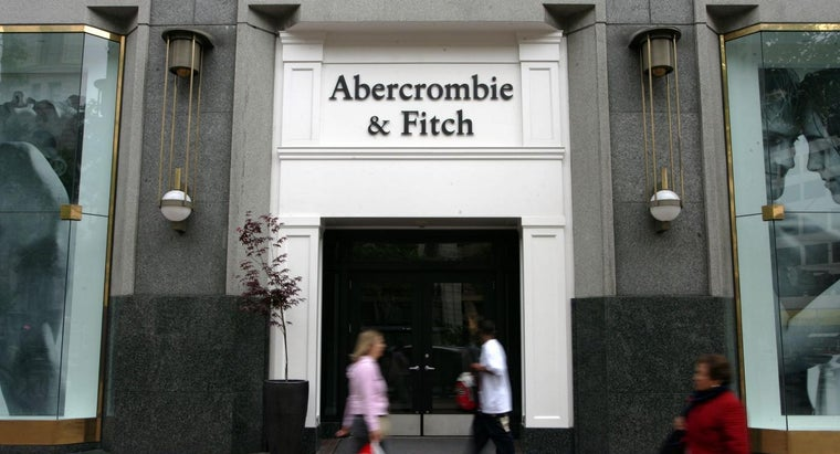 What Is the Name of the Perfume That Is Sprayed in Abercrombie?