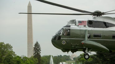 What Is the Name of the Presidential Helicopter?