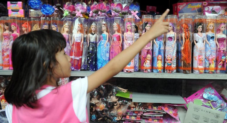 What Are the Names of Barbie's Friends?