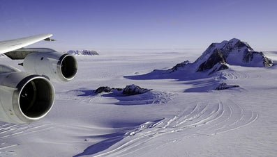 What Are the Names of Some Cities in Antarctica?