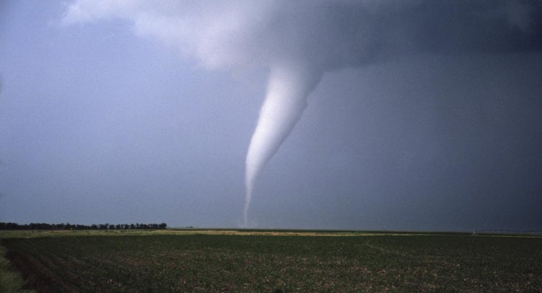 What Are the Names of Some Famous Tornadoes?