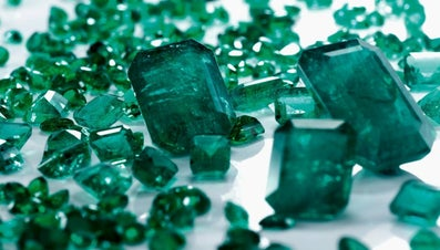 What Are the Names of Green Gems?