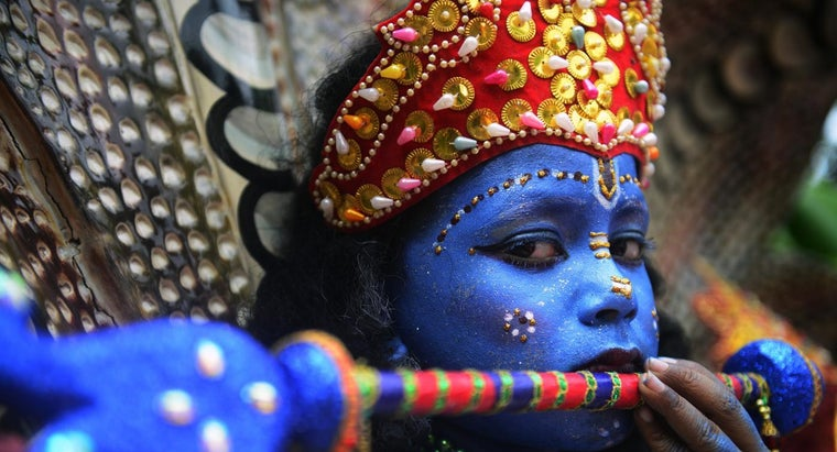 What Are the Names of Lord Krishna?