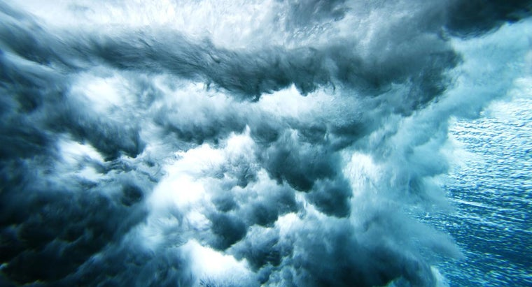 What Are Ocean Waves Called?