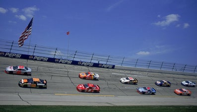 Which NASCAR Track Has Curves With the Steepest Bank?