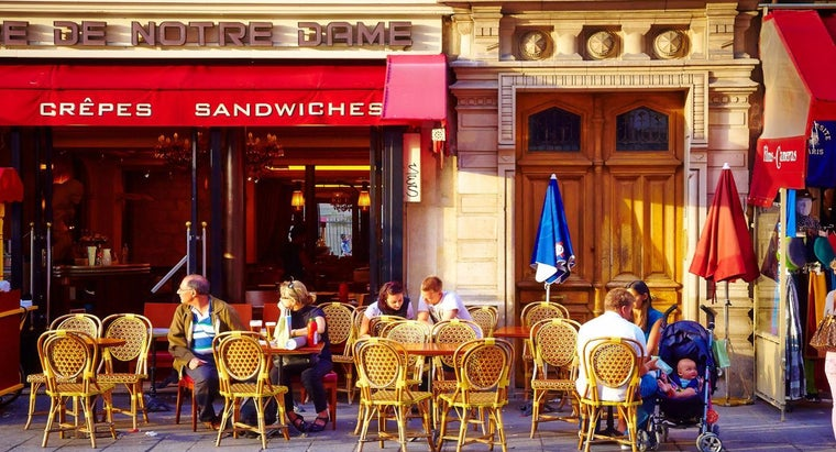 What Is the National Food of France?