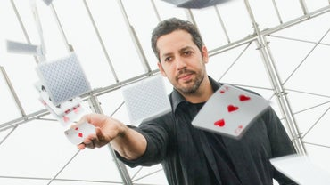 What Nationality Is David Blaine?