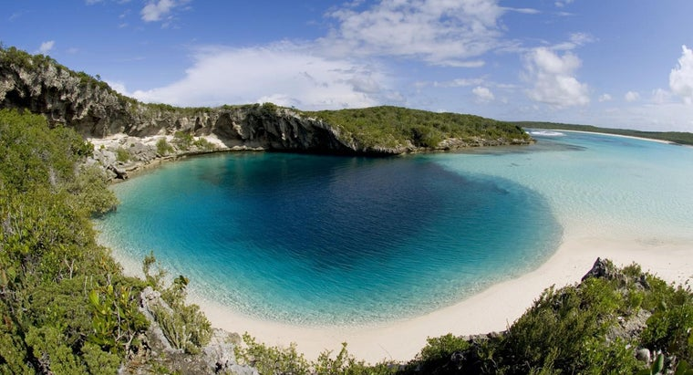 What Are the Natural Resources of the Bahamas?