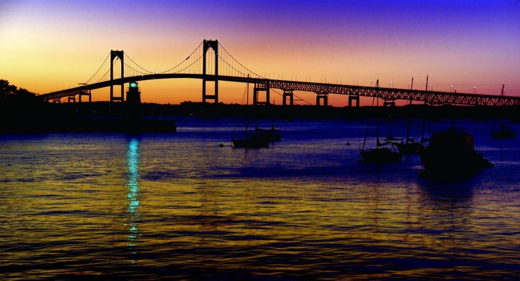 What Are the Natural Resources of Rhode Island?
