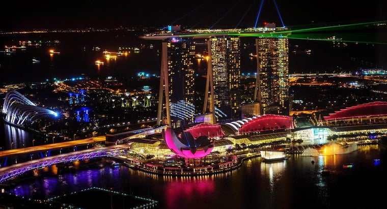 What Are the Natural Resources of Singapore?