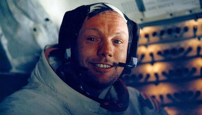 Was Neil Armstrong Misquoted?