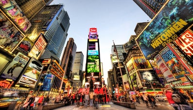 """Why Is New York Called """"The Big Apple""""?"""