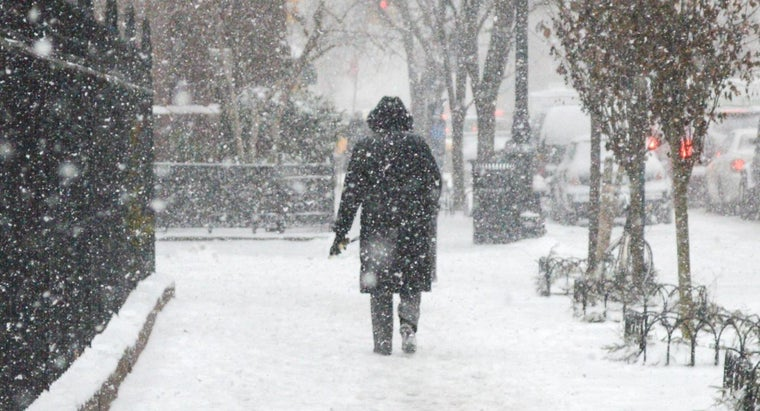What Is a New York Snowstorm Like?