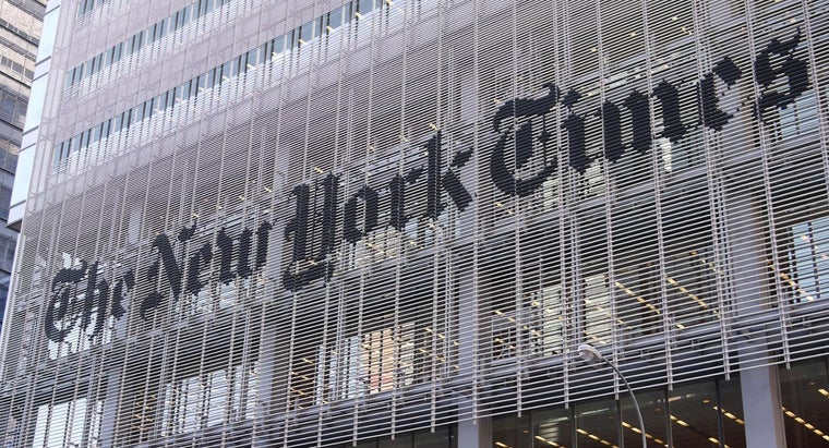 Who Is the New York Times' Target Audience?