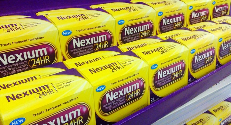 Does Nexium Cause Weight Gain?