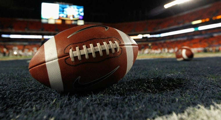Why Do the NFL and NCAA Use Different Size Footballs?